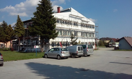 Energetska obnova upravne zgrade BISTRA d.o.o.